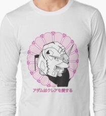 Gundam Buddha Long Sleeve T-Shirt