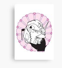 Gundam Buddha Canvas Print