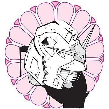Gundam Buddha by Burrecup1317