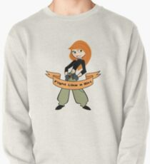 Kim Possible - Fight Like a Girl Pullover