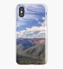 At Govetts Leap iPhone Case/Skin