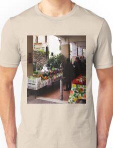Sorrento fruit market Unisex T-Shirt