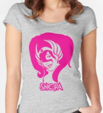 I am She-Ra! Women's Fitted Scoop T-Shirt