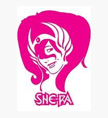 I am She-Ra! Photographic Print