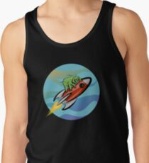 Space Tardigrade: Intrepid Explorer Tank Top