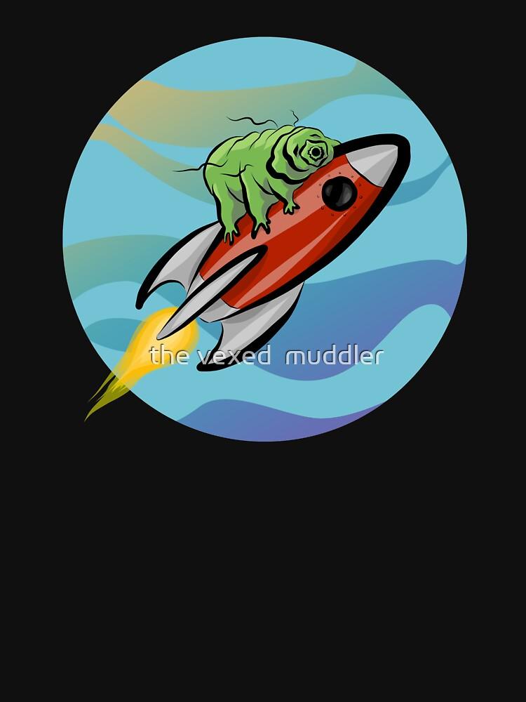 Space Tardigrade: Intrepid Explorer by thevexedmuddler
