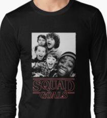 Stranger Things Squad Goals T-Shirt