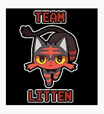 Team Litten Photographic Print