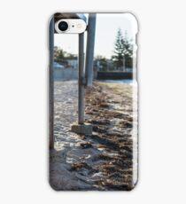 Seaside hammock iPhone Case/Skin