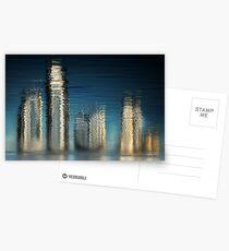 Golden Skyline © Vicki Ferrari Postcards