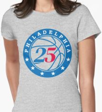 Ben Simmons #25 Women's Fitted T-Shirt