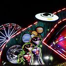 Area 51 and the Ferris Wheel by Barbara Morrison