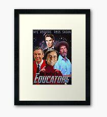 The Educators Framed Print