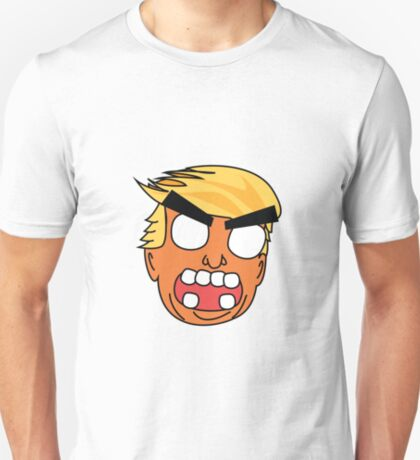 angry zombie trump T-Shirt