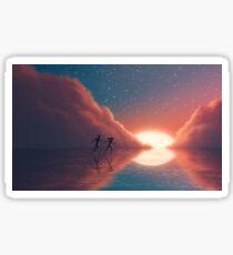 Sundown Sticker