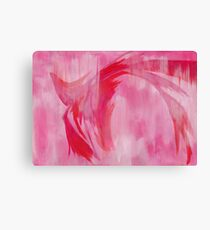 Red Mythology Canvas Print