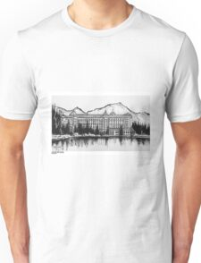 Lake Louise, Alberta, Canada Unisex T-Shirt