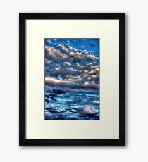 Heavy clouds #3 Framed Print