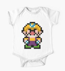Pixel Wario Kids Clothes