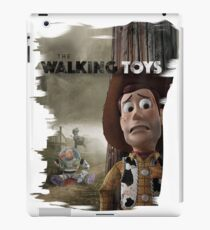 The Walking Toys iPad Case/Skin