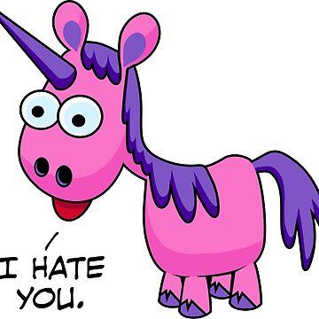 I Hate You by DavidAyala