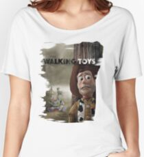 The Walking Toys Women's Relaxed Fit T-Shirt
