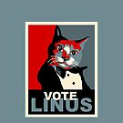 Vote for Linus by Studio8107
