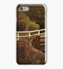Along the Rural Road iPhone Case/Skin