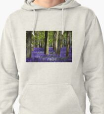 Bluebell Woods Pullover Hoodie