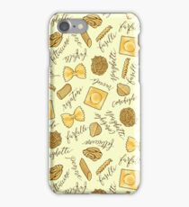 Know Your Pasta iPhone Case/Skin