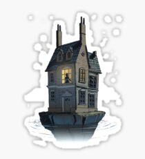 English House Sticker