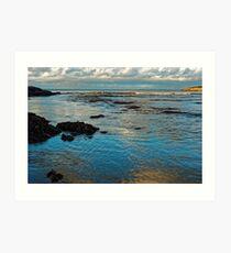 SEA CLOUDS Art Print