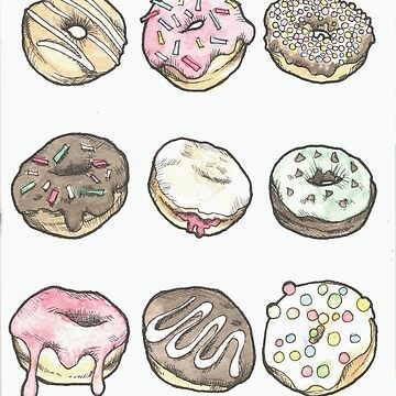 Donuts by sarawilson