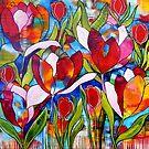 Tulip Festival by Rachel Ireland Meyers