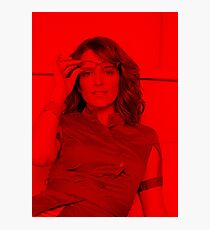 Tina Fey - Celebrity Photographic Print