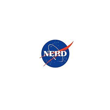 Nerd Logo by Ralf19