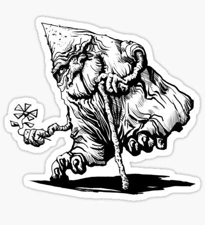 AnciENT the Tee Sticker
