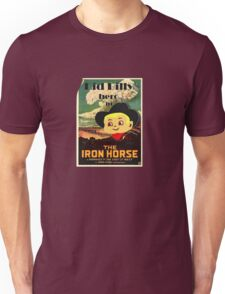 Kid Billy Cowboy movie poster tee T-Shirt