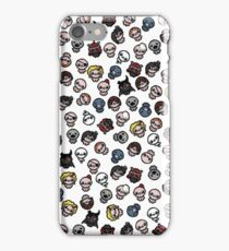 The Binding of Isaac characters pattern iPhone Case/Skin