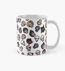The Binding of Isaac characters pattern Mug