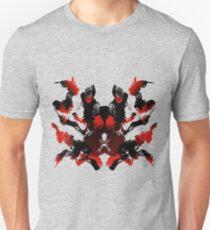 Rorschach Red T-Shirt