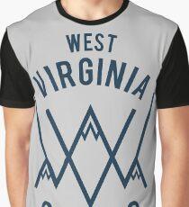 Jennifer Garner's Official West Virginia Strong Shirt Graphic T-Shirt