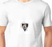 Helena Bonham Carter - Minimal Unisex T-Shirt