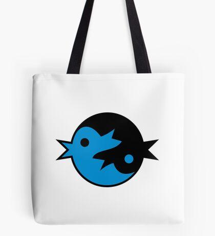 Zen Tweet VRS2 Tote Bag