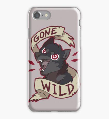 Gone Wild iPhone Case/Skin