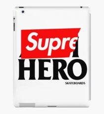 SUPREME iPad Case/Skin