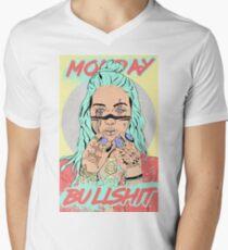 Monday SKetch'4 Mens V-Neck T-Shirt