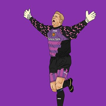 MUFC Goal Keepers_ Peter Schmeichel by UNITEEDS