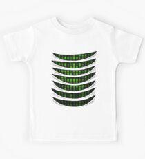 Binary Code Inside Kids Clothes