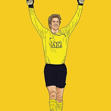 MUFC Goal Keepers_ Van der by UNITEEDS